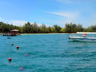 Island Paradise - Manukan Island with BBQ Lunch